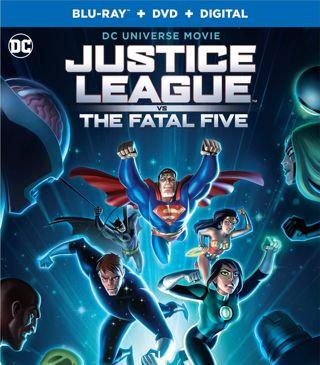 Justice League vs. The Fatal Five (Digital HD Download Code Only) **DC Comics**