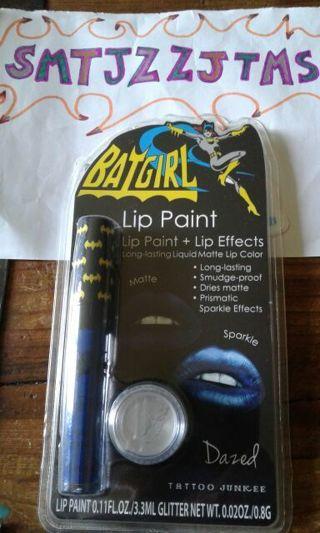 BatGirl lip paint