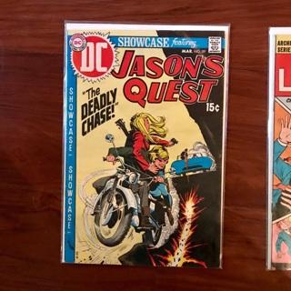 Showcase feat Jason's Quest #89 15 cent Cover Silver Age DC Comic
