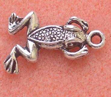 Bull Frog Charm - New