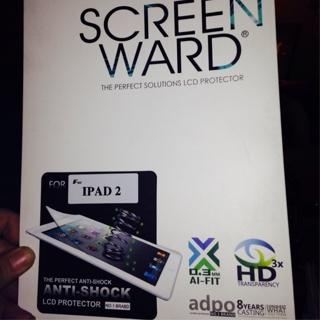 Anti-Shock LCD Protector For iPad 2