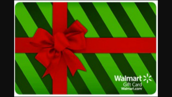 $10.00 Walmart gift card ( Digital.Code only )