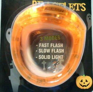 Halloween Life Gear Light Up LED Bracelet