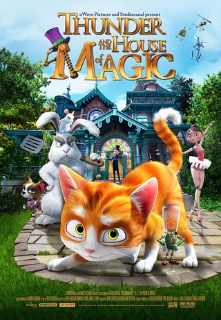 b09ac7f6b2f692 FREE  Thunder And The House Of Magic HDX (3333 GIN) Vudu Code New Release