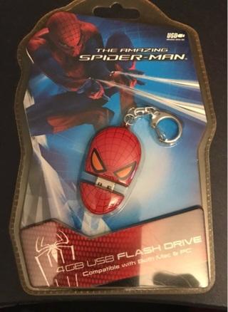 Spider-Man 4GB USB