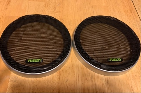 FUSION SPEAKER COVERS ONLY