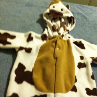 Adorable Horse Costume Size 6 to 9 months