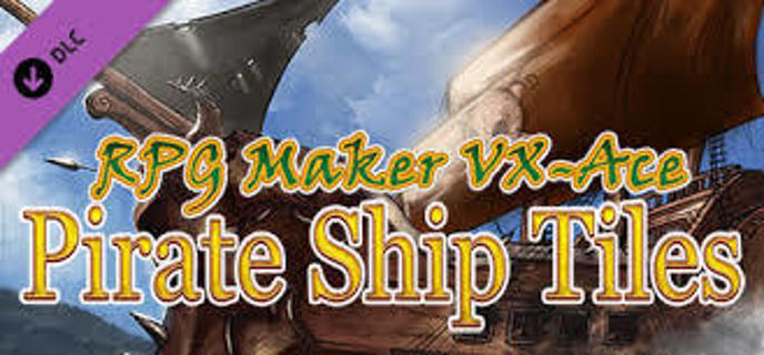 Free: RPG MAKER VX ACE Graphics Pack - Pirate Ship Tiles