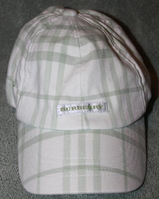 Free  Burberry Golf Hat - Men s Clothing - Listia.com Auctions for ... fe9a1473320e