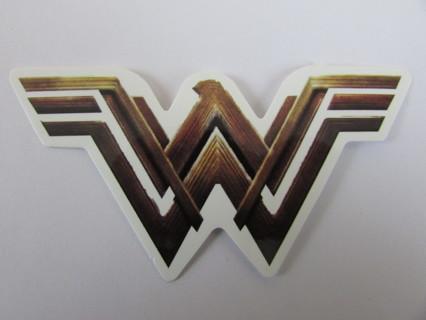 WONDER WOMAN Vinyl Sticker- Helmet/Car/Skateboard/Business/Crafts