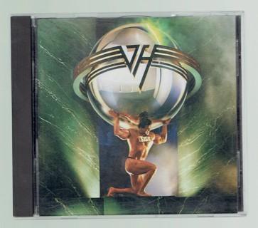 Van Halen 5150 CD Excellent Condition (Jewel Case Minor Crack On Back)