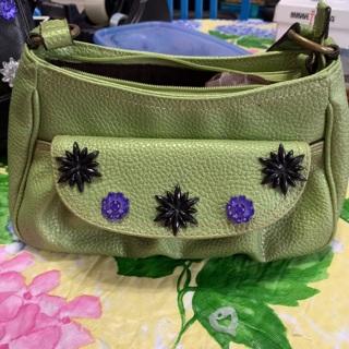 Pretty Green Handbag