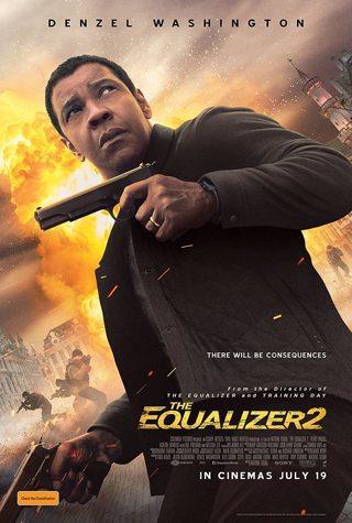 The Equalizer 2 (UHD) 4K (MoviesAnywhere)