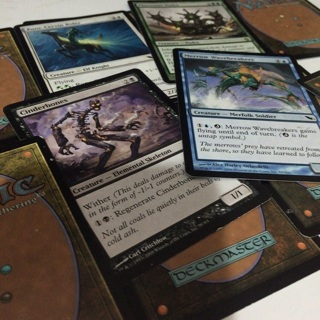 4 Random Magic The Gathering Cards