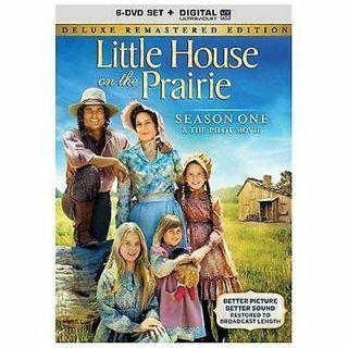 Little House on the Prairie - Season 1 (DVD, 2014, 6-Disc Set, Includes Digital
