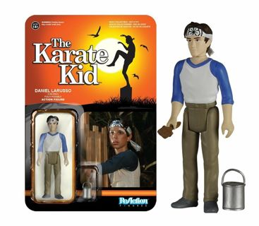 Funko ReAction The Karate Kid Daniel Larusso Action Figure NEW in Package FREE SHIPPING