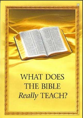 BOOK - What Does The Bible Really Teach