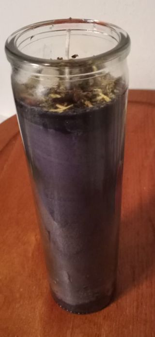 7 day Remove negative energy spell Candle