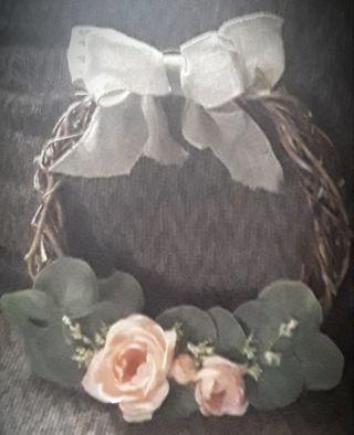 Honeysuckle Vine wreath