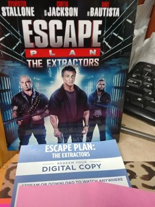 ESCAPE PLAN The Extractors  (( 2019 release )) DIGITAL CODE