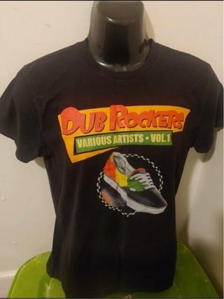 Dub Rockets Tee  Men's Small