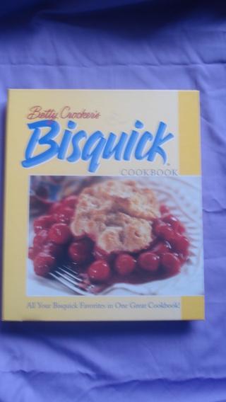 Betty Crocker's Bisquick Cook Book