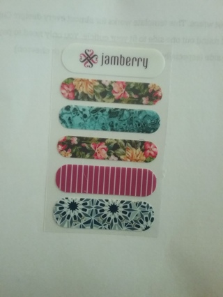 Jamberry Nail Wraps accents