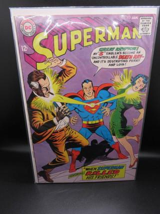 SUPERMAN NO.203