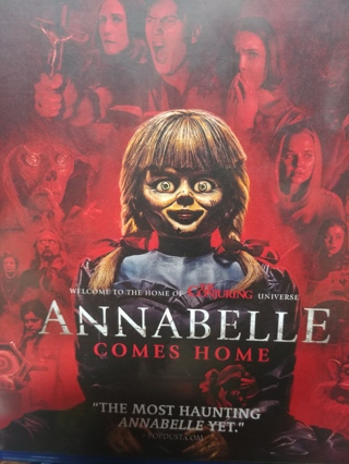 ANNABELLE   Come Home ((2019 NEW RELEASE  )) DIGITAL CODE
