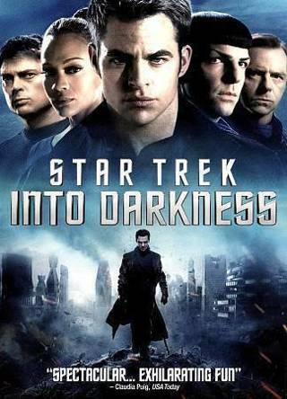 """Star Trek Into Darkness"" HDX - ""Vudu /Movies anywhere & I Tunes"" Digital Movie Code"