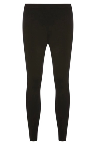 Primark Black Leggings  Size Large