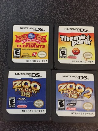 DS Games 4!
