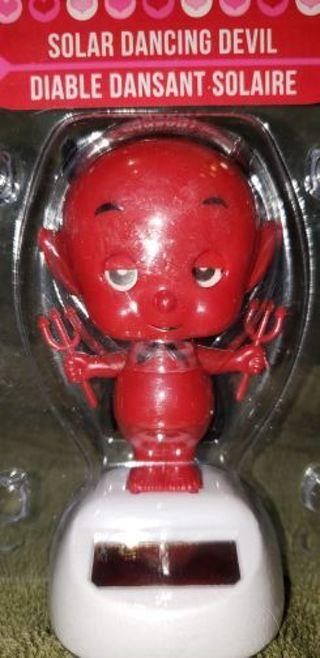 Valentine Dancing Solar Devil