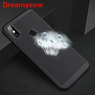 Back Cover Hard PC Case For Xiaomi Mi A1 A2 Lite Mi 8 Mi5X Pocophone F1 Case For Xiaomi Redmi 6 Pr