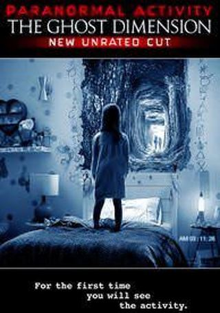Paranormal Activity: The Ghost Dimension (Unrated) HD digital Code From Bluray