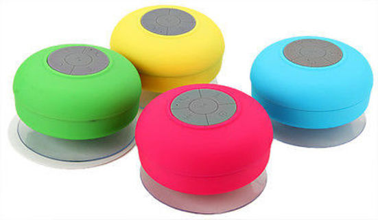 Mini Bluetooth Speaker Wireless Portable Water Resistant For Phone Car Tablet