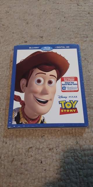 Toy Story Special Edition Blu-Ray - Disney - PIxar