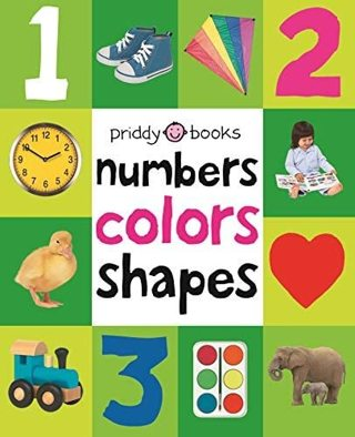 Brand New First 100 Padded: Numbers Colors Shapes