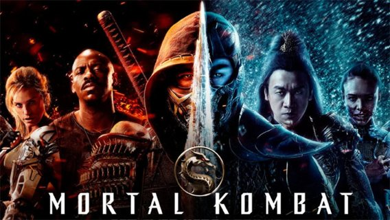 MORTAL KOMBAT (2021) - Digital HD - Movies Anywhere