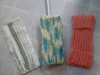 Free Crochet Swiffer Pad Pattern Read Description Before Bidding