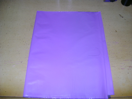 10 X 13 Poly Bag mailer Lot of 3 Color is Hot Pink