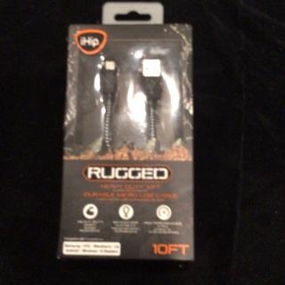Heavy Duty USB  cable 10 feet NEW