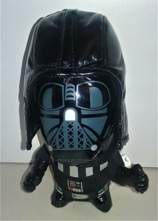 "2013 LFL ""Star Wars"" DARTH VADER stuffed character doll - 7"" tall - Excellent collectible condition"