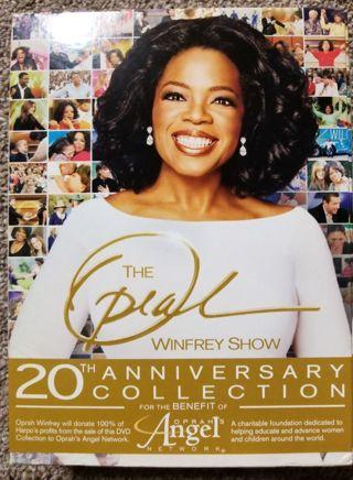 Oprah's 20th Anniversary Collection DVD