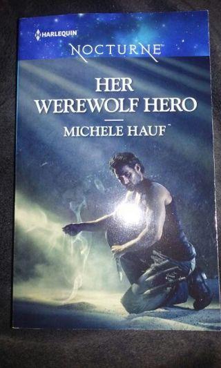 """Brand new Harlequin Paranormal Romance """"Her Werewolf Hero"""""""