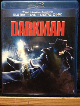 Darkman- UV Code Only- No Discs