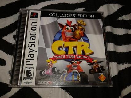 Crash Bandicoot Collectors Edition Sony Playstation
