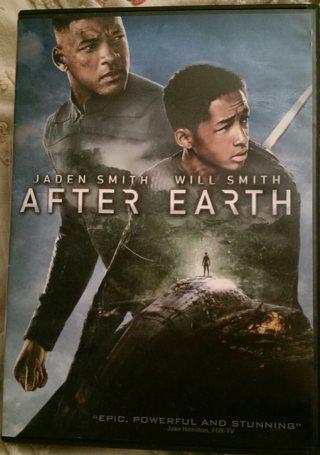 AFTER EARTH - Digital Copy