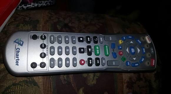 Charter Remote