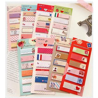 Bookmark Marker Memo Index Tab Sticky Notes